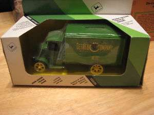 1996 ERTL JOHN DEERE TRUCK BANK NO.102.MIB