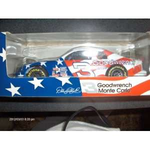 Dale Earnhardt #3 124 scale Olympic Games Goodwrench