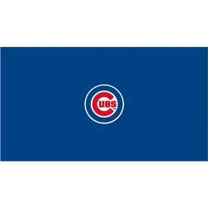 Chicago Cubs MLB Licensed Billiards/Pool Table Cloth (52