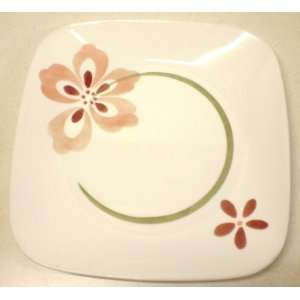 Corelle   Pretty Pink   8 3/4 Lunch Plates (Set of 4