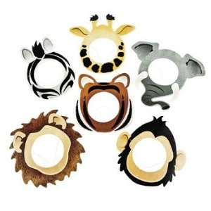 Animal Face Masks   Costumes & Accessories & Masks Toys & Games