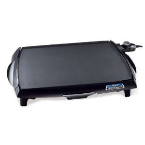 Presto 07046 Tilt n Drain Big Griddle Cool Touch Electric Griddle