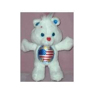 VINTAGE Environmental Care Bear     Proud Heart