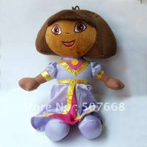 50pcs cute soft plush dora the explorer dora plush doll