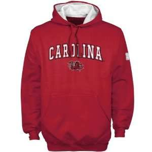 South Carolina Gamecocks Garnet Automatic Hoody Sweatshirt