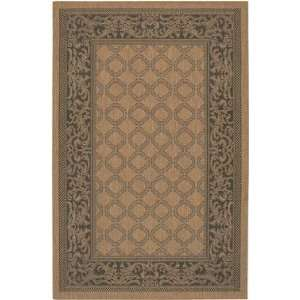 Couristan   Recife   Garden Lattice Area Rug   510 x 92