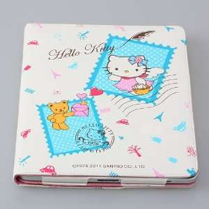 HELLO KITTY BLUE STAMP IPAD2&3 CASE.