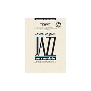 Lost   Easy Jazz Ensemble Series   Complete Set Musical Instruments