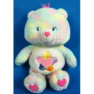 Care Bears TRUE HEART BEAR Plush (JUMBO 28 TALL) Toys & Games