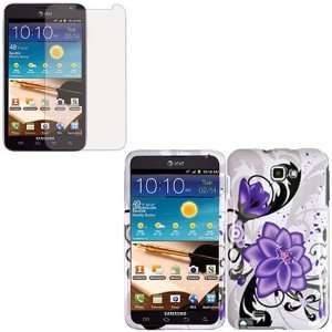LCD Screen Protector for Samsung Galaxy Note i717 Cell Phones