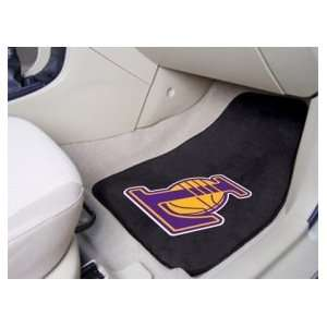 Los Angeles Lakers Car Mats