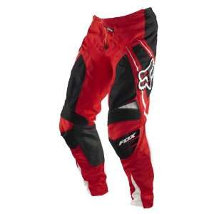 2011 Fox Racing 360 Race Pants   Bright Red   28  Sports
