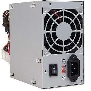 A Power 450 Watt 20+4 pin SATA Dual Fan ATX Power Supply