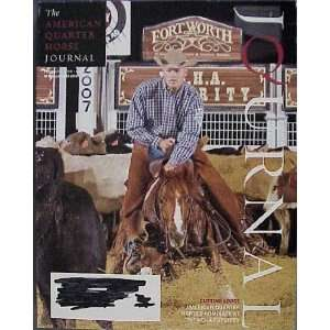American Quarter Horse Journal February 2008 Various