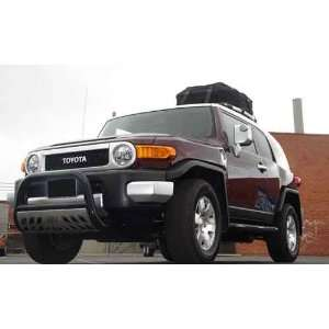 2007 2012 Toyota FJ Cruiser Aries Black Bull Bar