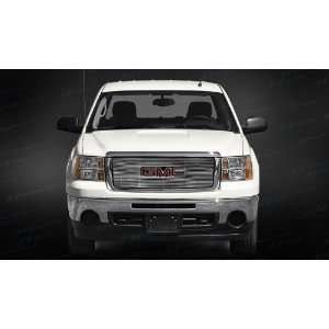 GMC Sierra HD Chrome Billet Top Grille 2007 2010