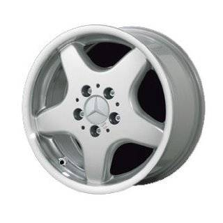 18 5 Spoke AMG Style Alloy Wheels for Mercedes Benz   Set of 4 with