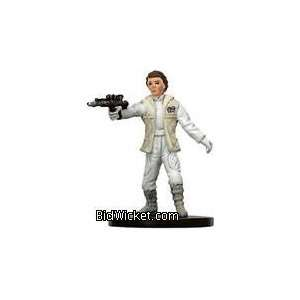 Princess Leia, Hoth Commander (Star Wars Miniatures