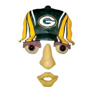Green Bay Packers Tree Forest Face Garden Decoration