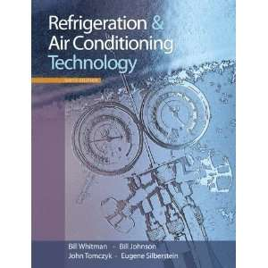 Refrigeration & Air Conditioning Technology [Hardcover