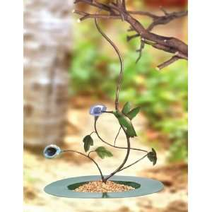 Hummingbird Hanging Bird Feeder Patio, Lawn & Garden