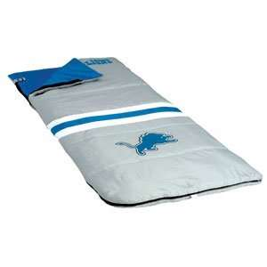Detroit Lions NFL Sleeping Bag by Northpole Ltd.  Sports