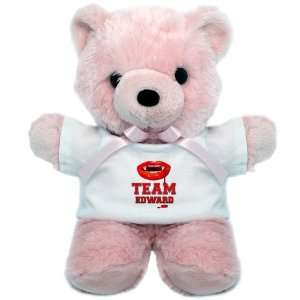 Teddy Bear Pink Twilight Vampire Team Ed