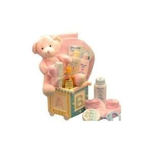 Little Bears ABC Gift Box   Baby Gift Basket
