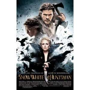 Snow White And The Huntsman Original Movie Poster Regular Style