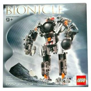 Lego Bionicle Boxed Set Exo Toa #8557 Impossible to Find