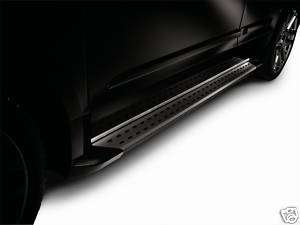 2010 Acura ZDX OEM LED Sport Running Boards