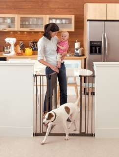 STATES Extra Tall Easy Close Baby/Child/Pet Gate 026107049124