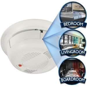 Smoke Detector Hidden Camera by Brickhouse Security